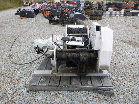 Altec Hydraulic Belly Winch (QEA 2934)