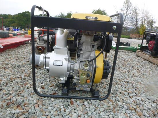 Kipor KDP40X Trash Pump (QEA 2960)