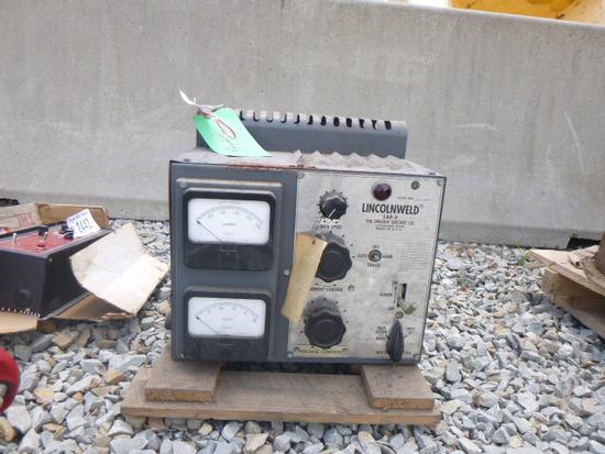 Lincolnweld LAF-5 Control (QEA 2445)