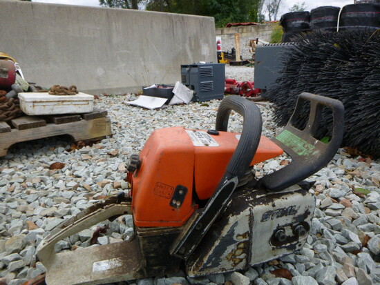 Steel Saw Parts (QEA 2800)