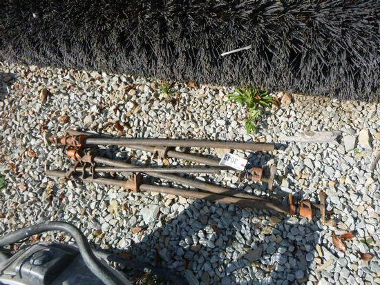Wood Clamps (QEA 3049)