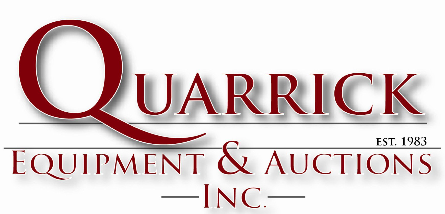 Quarrick Equipment & Auctions Inc