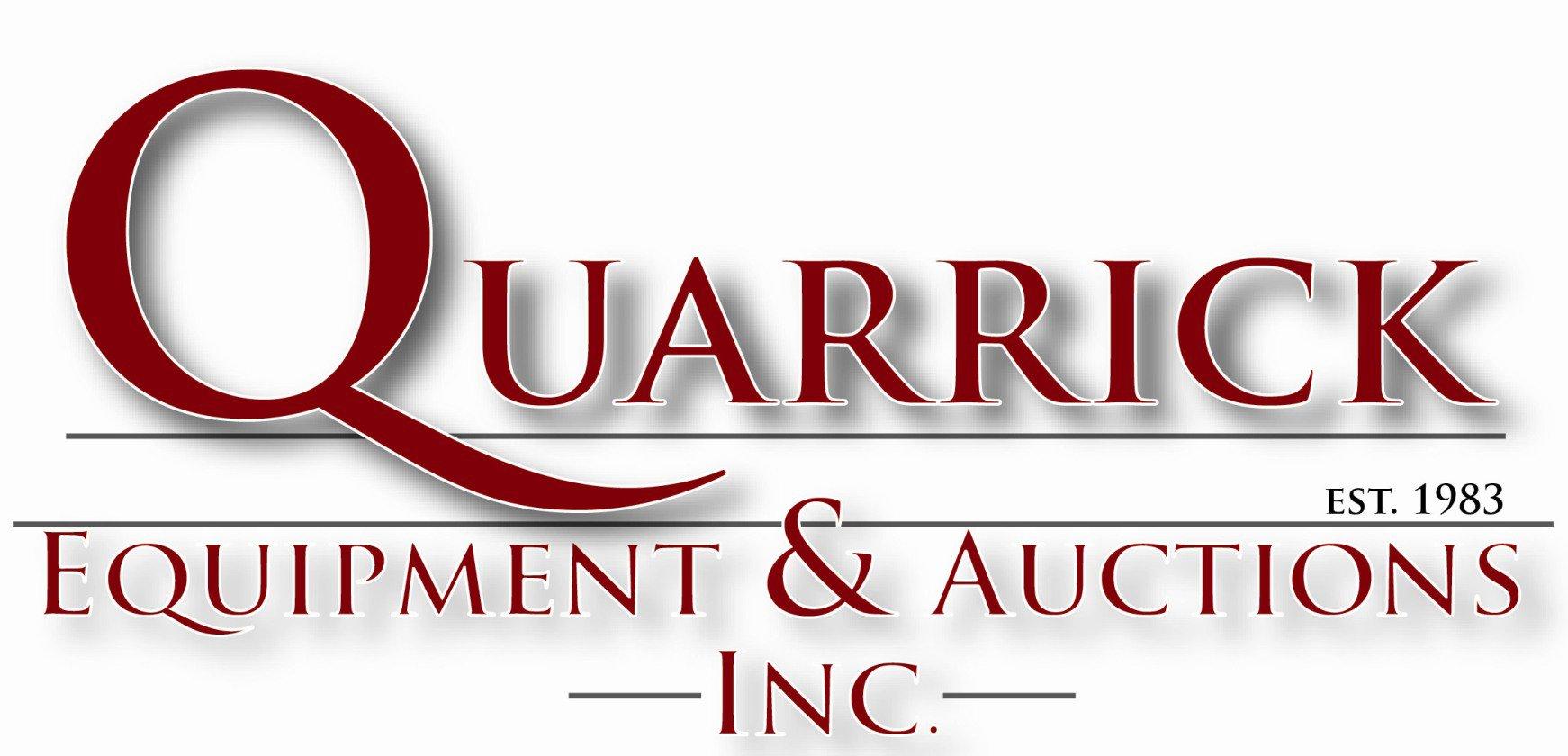 Quarrick Equipment & Auctions Inc