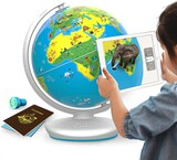 Shifu Orboot (App Based): Augmented Reality Interactive Globe For Kids Stem Toy For Boys & Girls Age