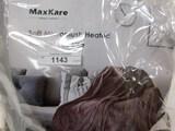 MAXKARE SOFT MICROPLUSH HEATED BLANKET
