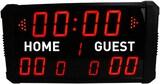 GAN XIN LED Indoor Professional 12/24/30 Seconds Shot Scoreboard Electronic Digital for Basketball B