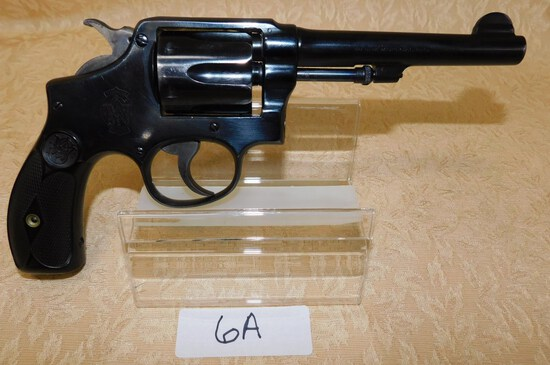 SMITH & WESSON 38 SPECIAL CTG REVOLVER