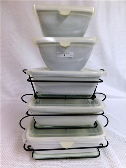 COOK'S TRADITION 16 PC. BAKE WARE SET