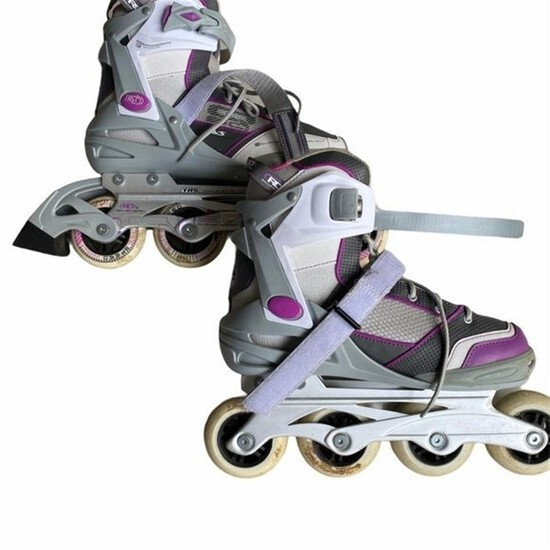 Roller Derby Elite Series Q60 ~ Color Purple ~ Size 9