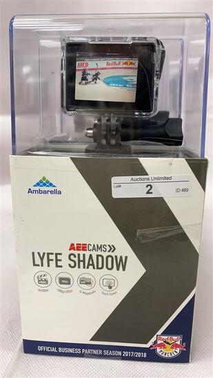 Ambarella Lyfe Shadow Cam (like Go-Pro)