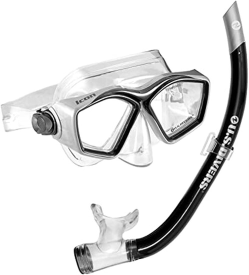 U.S. Divers Explore Series ~ Goggles and Snorkel