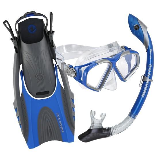 Snorkeling Set ~ Mask ~ Snorkel ~ Fins