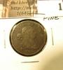1804 U.S. Half Cent, Fine.
