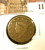1826 U.S. Large Cent, Good to VG.