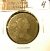 1802 U.S. Large Cent, VG.