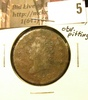 1810 U.S. Large Cent, Fine details, obverse pitting.
