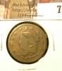 1817 U.S. Large Cent, Good.