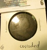 1806 U.S. Large Cent, Good, some corrosion.