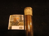 (55) 1928 D Lincoln Cents in a plastic tube, all grading Fine. Red Book $80+