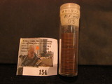 (29) 1928 D Lincoln Cents in a plastic tube, all grading Extra Fine. Red Book $200+