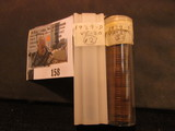(62) 1929 D Lincoln Cents in a plastic tube, all grading Fine. Red Book $80+.