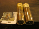 (65) 1931 P Lincoln Cents in a plastic tube, all grading Fine. Red Book $70+.