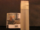 (36) 1931 P Lincoln Cents in a plastic tube, all grading Very Fine. Red Book $70+.