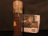 (39) 1933 P Lincoln Cents in a plastic tube, all grading Good. Red Book $50+.