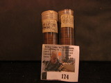 (96) 1933 P Lincoln Cents in a plastic tube, all grading Very Good. Red Book $170+.