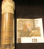 (45) 1933 D Lincoln Cents in a plastic tube, all grading Very Good. Red Book $190+.