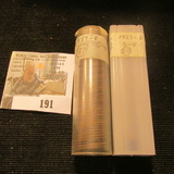 (97) 1927 D Lincoln Cents in a plastic tube, all grading Good. Red Book $95+.