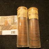 (86) 1927 D Lincoln Cents in a plastic tube, all grading Very Good. Red Book $125+.