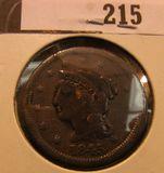 1845 U.S. Large Cent.