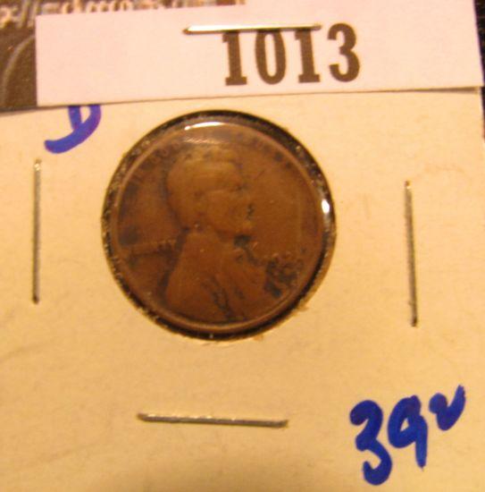 1013. 1924-D WHEAT CENT