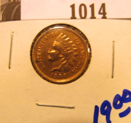 1014. 1908 INDIAN HEAD CENT
