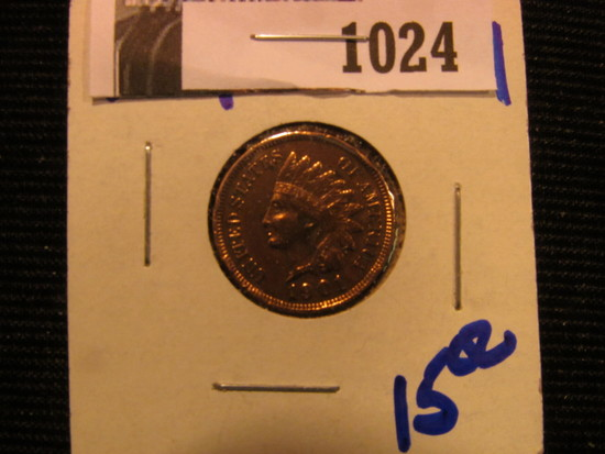 1024. 1901 INDIAN HEAD CENT