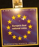 1030. EUROPE'S FINAL NATIONAL COINS SET