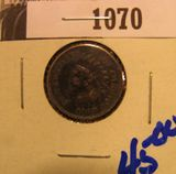 1070. 1868 INDIAN HEAD CENT