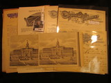 1158. Nice and attactive group of Invoices and Letterheads dating back to the late 1800s f