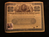 1162. Vice President signed but unissued $5000