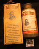 1199. Original Box with Bottle