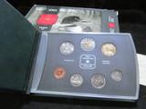 2002 Canada Specimen Set in original box of issue.