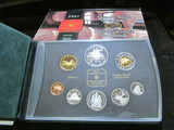 2001 National Ballet of Canada Proof set, original as issued.
