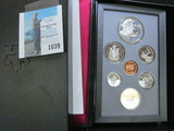 1995 Canada Proof Set in hard case as issued.