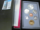 1993 Canada Proof Set in hard case as issued.