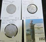 (3) Different Iowa Good for tokens including Welton Churdan, & Lyons, Iowa Good Fors.