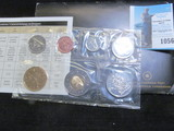 2006 Canada Mint set, original as issued.