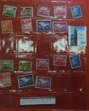 Collection of unissued stamps