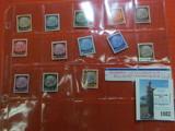 1939 German Occupation Poland and Hindenburg Postage Stamps.