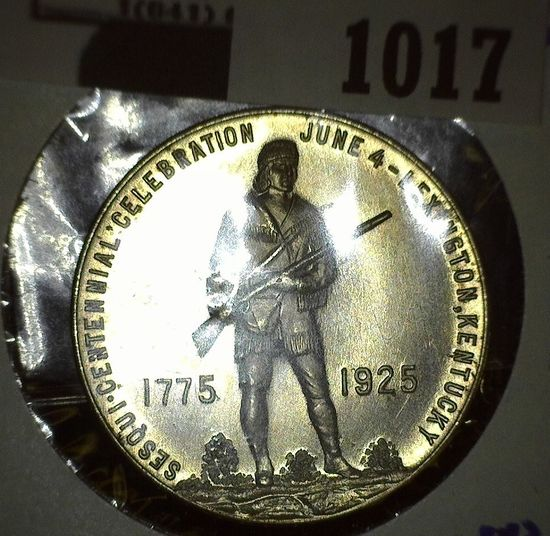 (2) So Called Half Dollar Includes The 75th Anniversary Of The Pony Express & the Sesquicentennial O